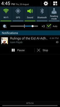 Isam Rajab - Lectures screenshot 5