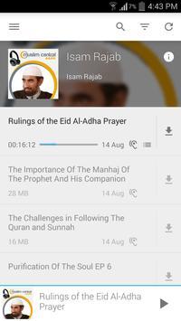 Isam Rajab - Lectures screenshot 8