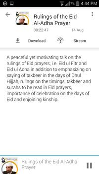 Isam Rajab - Lectures screenshot 2