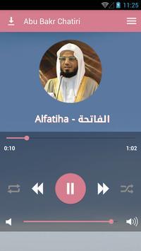 القران بصوت ابو بكر الشاطري постер