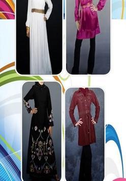 muslim fashion modern poster