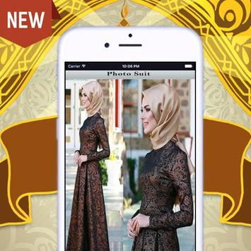 Musilm Gowns Style poster