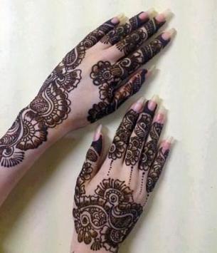 Muslim Henna Design poster