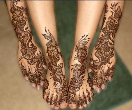 Muslim Henna Design screenshot 1