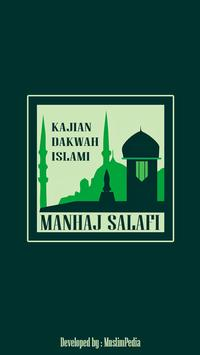 Kajian Islami Manhaj Salafi poster