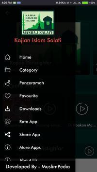 Kajian Islami Manhaj Salafi apk screenshot