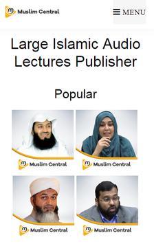 Muslim Scholaar poster