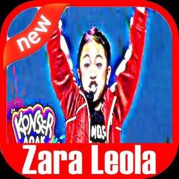 Lagu Zara Leola|Lirik Terbaru poster