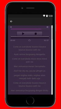 Lagu Zara Leola|Lirik Terbaru screenshot 3