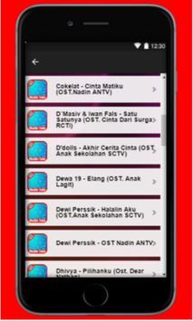 Lagu Bali United Terbaru 2017 screenshot 4