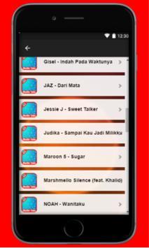 Lagu Bali United Terbaru 2017 screenshot 7