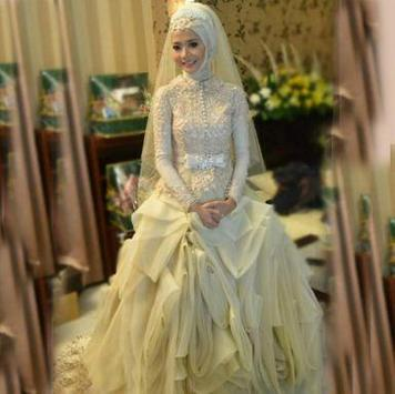 Muslim Wedding Dress screenshot 1