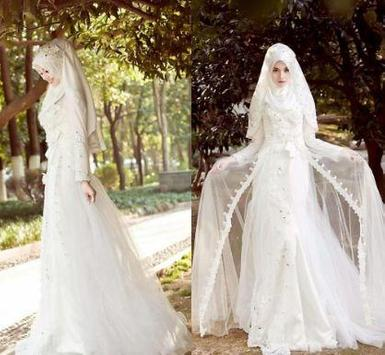 Muslim Wedding Dress screenshot 2