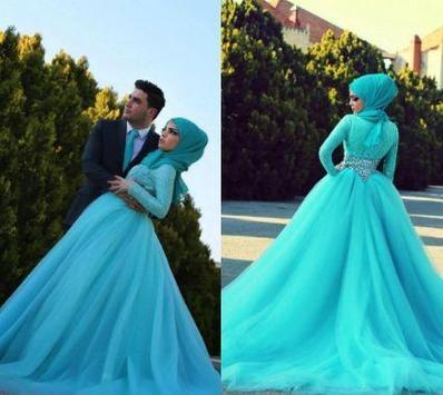 Muslim Wedding Dress screenshot 3