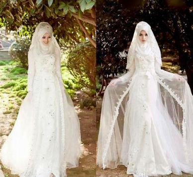 Muslim Wedding Dress screenshot 4