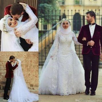 Muslim Wedding Dress screenshot 5