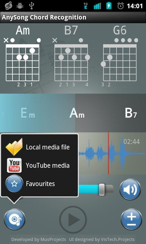 AnySong Chord Recognition for Android - APK Download