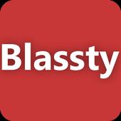 Blassty icon