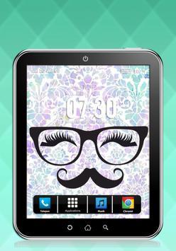 Mustache Wallpaper screenshot 2