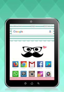 Mustache Wallpaper screenshot 7