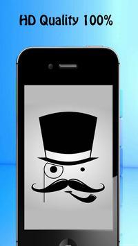 Mustache Wallpapers apk screenshot