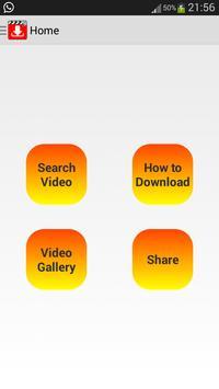 download video speed HD apk screenshot