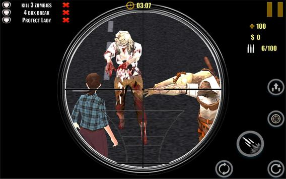 Mission Zombie apk screenshot