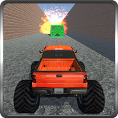 Toy Truck Driving 3D icon