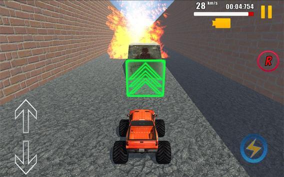Toy Truck Driving 3D screenshot 7