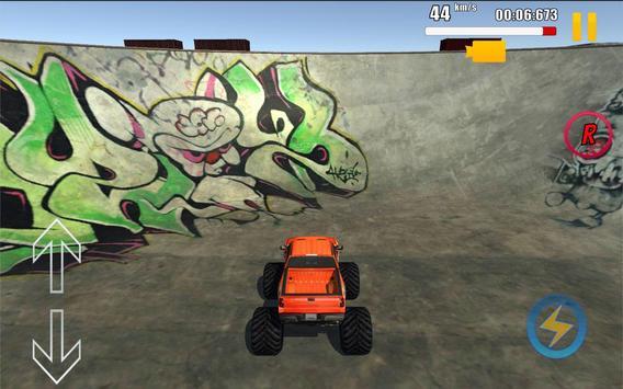 Toy Truck Driving 3D screenshot 8