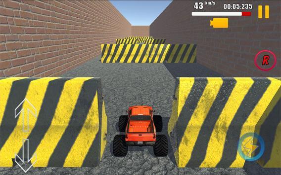 Toy Truck Driving 3D screenshot 2