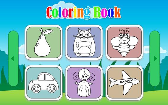 Coloring Book screenshot 1