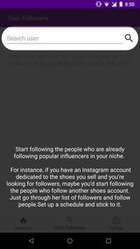 Follower Assistant screenshot 3
