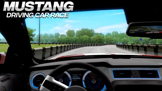 Mustang Driving Car Race скриншот 8
