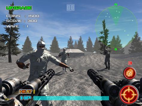 Arctic Assault War 3D (17+) apk screenshot