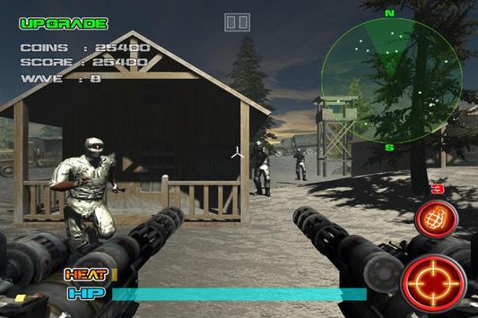 Arctic Assault War 3D (17+) poster