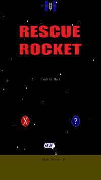 Rescue Rocket poster