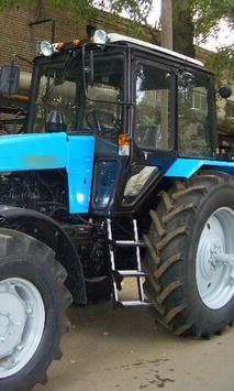 Wallpapers Belarus Tractor apk screenshot