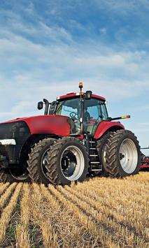 Wallpapers Case IH Tractor screenshot 1