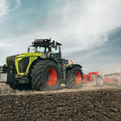 Wallpapers Claas Tractors icon