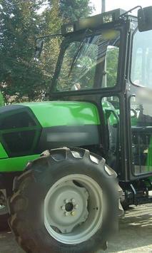 Wallpapers Deutz Fahr Tractor screenshot 1