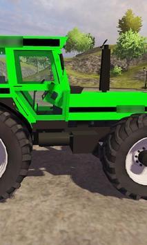 Wallpapers Deutz Fahr Tractor screenshot 2