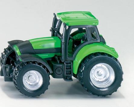 Wallpapers Deutz Fahr Tractor screenshot 3
