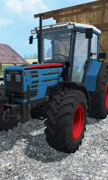 Wallpapers Eicher Tractor screenshot 1