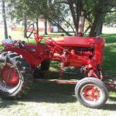 Wallpapers Farmall Tractor icon