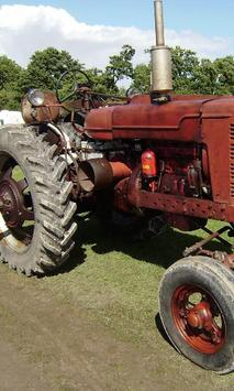 Wallpapers Farmall Tractor screenshot 1