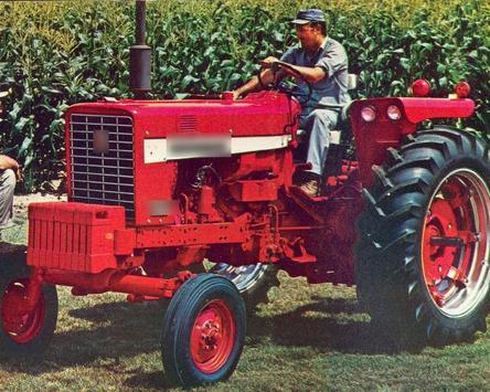 Wallpapers Farmall Tractor screenshot 4