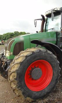 Wallpapers Fendt Tractor screenshot 1