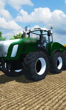 Wallpapers Ford Tractors poster