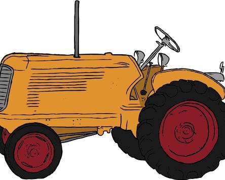 Wallpapers Ford Tractors apk screenshot
